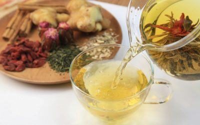 Natural Herbs: An option for hydration.